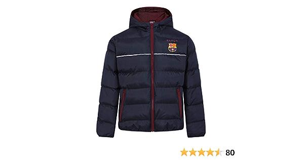 FC Barcelona Jungen Fleece-Hoody mit Grafik-Print Offizielles Merchandise Geschenk f/ür Fu/ßballfans