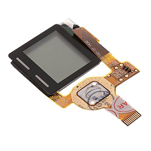 KESOTO Ersatz Front LCD Bildschirm für Gopro Hero 4 Silber/Schwarz Kamera