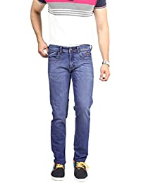 Poly Cotton Lycra Slim Fit Stretchable MENS VICTOR By Uber Urban