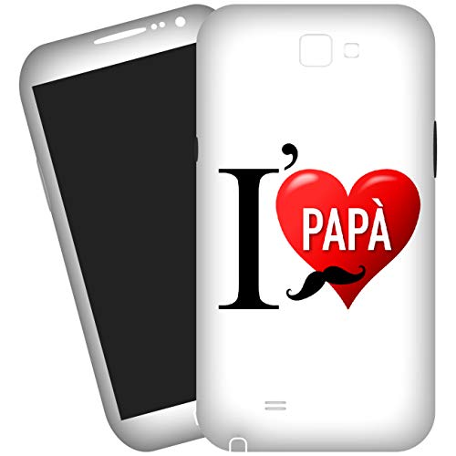 My Custom Style Cover 3D #Festa del papà Love1# per Apple iPhone 6 6S