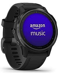Garmin fenix 6 GPS-Multisport-Smartwatch mit Herzfrequenzmessung am Handgelenk