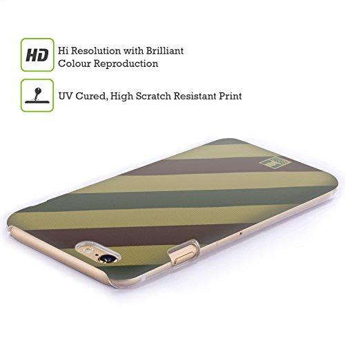 Head Case Designs Forêt Wwii Panzer Camo Étui Coque D'Arrière Rigide Pour Apple iPhone 4 / 4S Rayures