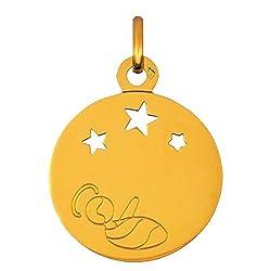 Medalla de bautizo buena Ma...