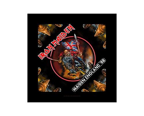 Iron Maiden England - Bandana - Iron Maiden testa panno
