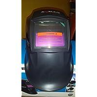 Casco Máscara 7042lcd LCD Awelco 1000E automática ajustable ...