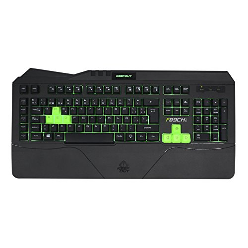 Keep Out Gaming F89CH - Teclado Gaming