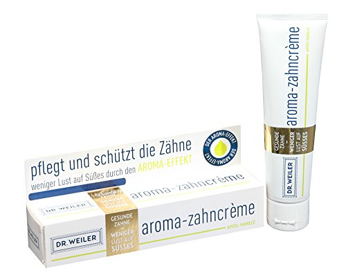 Aroma Zahncreme (Dr. Weiler Aroma Zahncrème, 1er Pack (1 x 0.1 l))