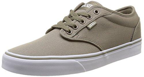 Vans Atwood - Sneakers da uomo Marrone (Canvas/Brindle/White)