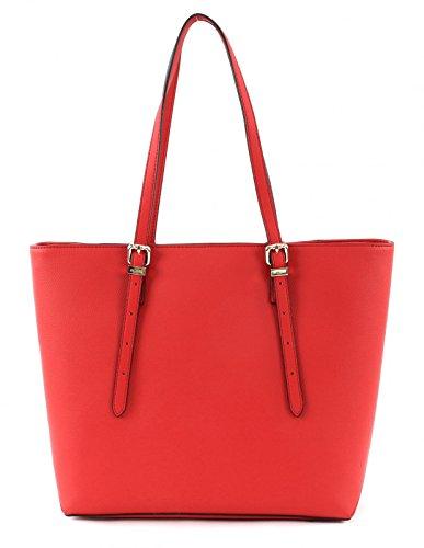 Guess Isabeau, Sacs portés épaule Rouge (Rosso)