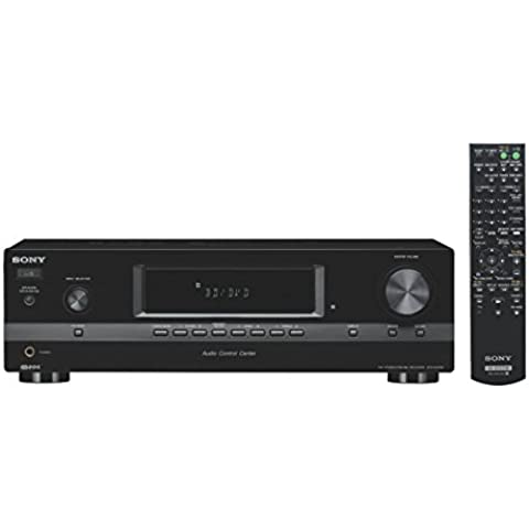 Sony STRDH130 - Receptor para equipo de audio (AM/FM, 2 x 115W, 5 entradas), negro