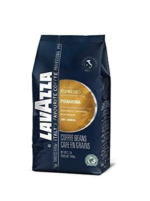 Lavazza Pienaroma Coffee Beans 1, 2, 3, 6 x 1kg by Lavazza