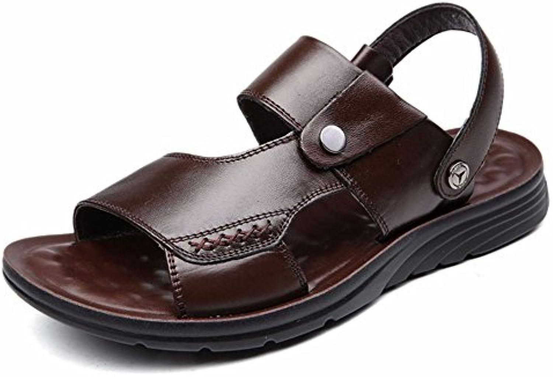 Sandalen Männer Sommersandelholze Art und weissemänner beschuht Sandelholzhefterzufuhren Unisex