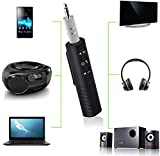 #10: Trost Bluetooth Stereo Adapter Audio Receiver 3.5Mm Music Wireless HiFi Dongle Transmitter USB Mp3 Car Speaker