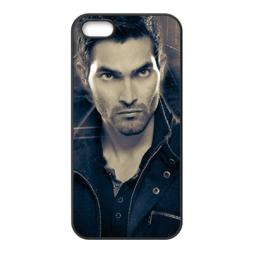 LP-LG Phone Case Of Teen Wolf For iPhone 5,5S [Pattern-2] Pattern-3
