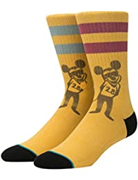 Stance Pope Mouse Socks chaussettes Gold