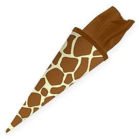 itenga-Geschwisterschultte-35cm-Tiermuster-Geschenkverpackung-Schultte-Erwachsene