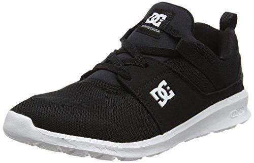 DC Heathrow, Sneakers Basses Garçon Noir