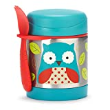 #8: Skip Hop Zoo Insulated Food Jar - Owl (Multicolor)