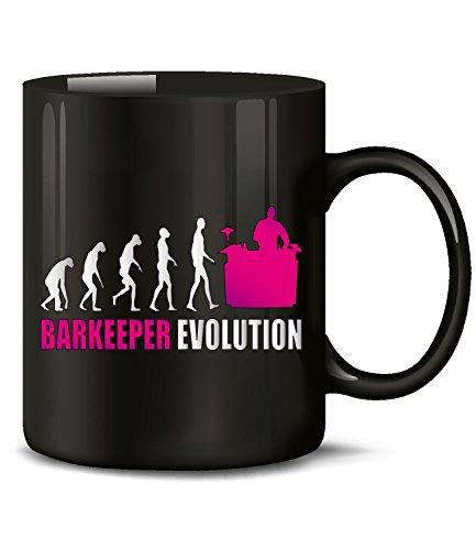 BARKEEPER EVOLUTION 525(Schwarz-Pink)