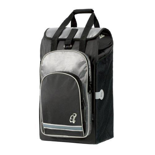 Andersen 60 Liter Tasche Hydro schwarz mit Kühlfach 2 Center-taschen