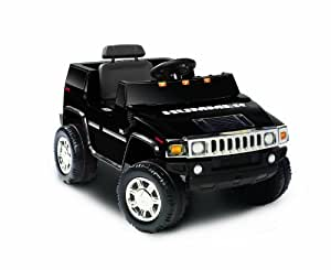 Kid Motorz 6V Hummer H2 Ride On, Black by Kid Motorz