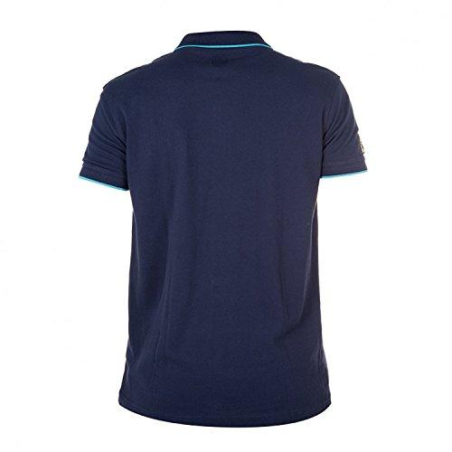 Freegun Herren Poloshirts Poloshirt Blau Blau Blau - Blau