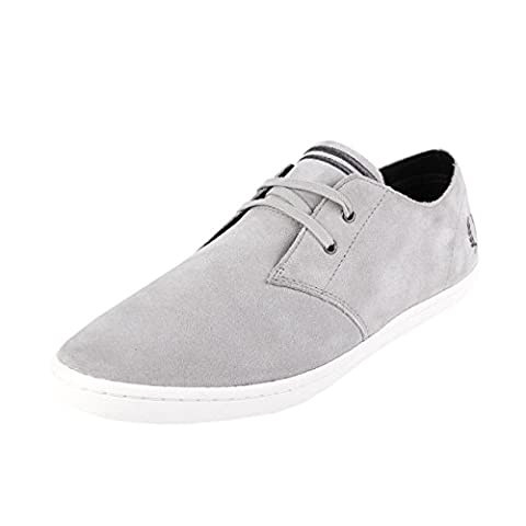 Fred Perry Byron Low Suede 1964 Silver