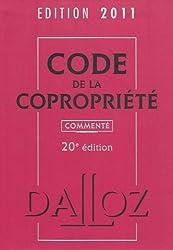 Code de la copropriété commenté 2011