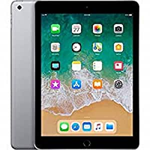 Apple iPad(6th Gen) Tablet (9.7 inch, 128GB, Wi-Fi), Space Grey