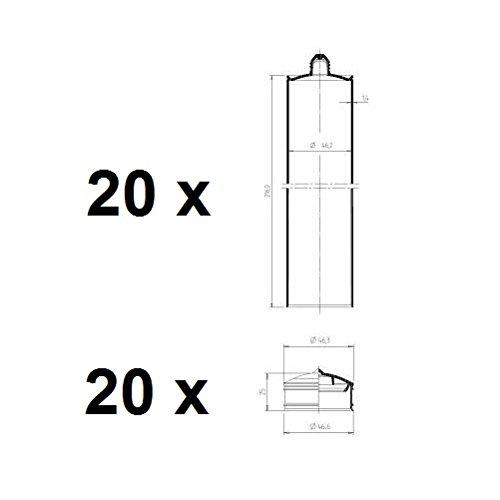 20-x-dichtstoff-klebstoff-1k-310ml-leerkartusche-weiss