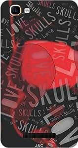 J & C Cases' Designer Printed Cover For Karboon K9 Smart