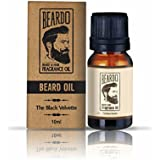 Beardo Beard and Hair Fragrance Oil - 10 ml (The Black Velvette)