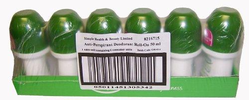 simple-anti-perspirant-deodorant-roll-onpack-of-6-50ml