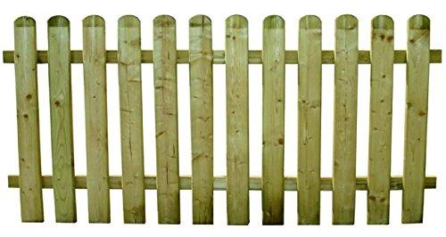 Vigor-Blinky Gartenzaun Holz Blinky