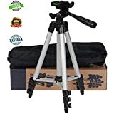 Stealkart Tripod Camera Stand For Nikon D5300, Nikon D5200, Nikon D3100, Nikon DSLR Camera, Nikon DSLR, Nikon P900 Camera Vlogging, Video Recording, All Smartphones & Cameras