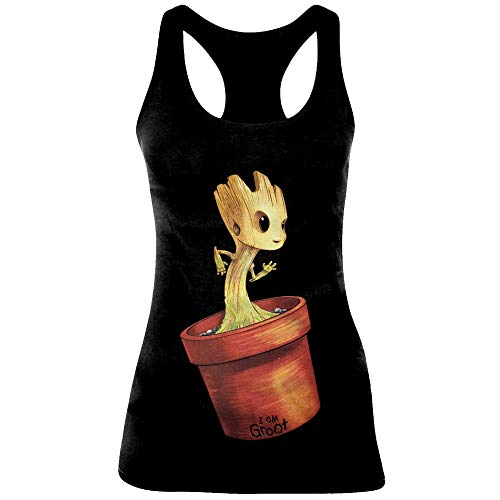 Marvel Groot Dancing Camiseta...
