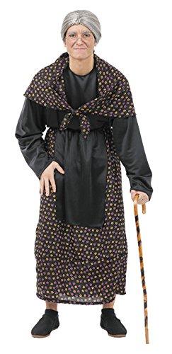 Imagen de disfraces de vieja  único, xl