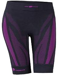 Sport Compression Pantalon Under Pressure Accelerator Woman (forte Compression)–Haute Qualité, fabriqué en Allemagne.