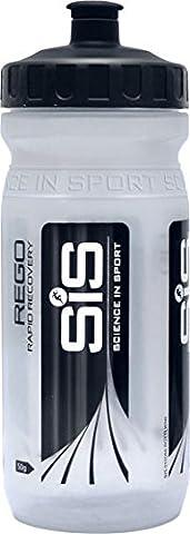 Sis Unisex Corsa Elite Sky Team Cycling and Bike Sports Drink Bottle, Transparent, 600 ml
