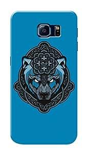 Marklif Premium Printed Cool Case Mobile Cover for Samsung Galaxy S6 Edge Plus