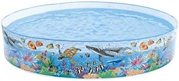 Intex Snapset Pool, Multi Color (8-feet)