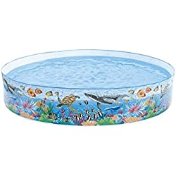 Intex Snapset Pool, Multi Color (8-feet)