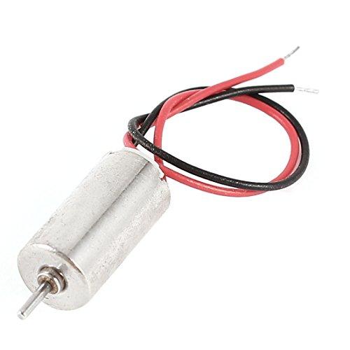 Sourcingmap - Dc 1.5-6v 50000 rpm eléctrico inalámbrico mini 6x14mm motor para...