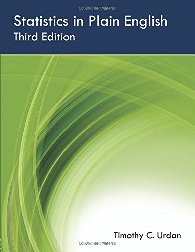 Statistics in Plain English, Third Edition: Volume 1