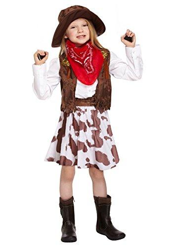 (Cowgirl Kostüm Alter 7-9 Jahren zur Verfügung)