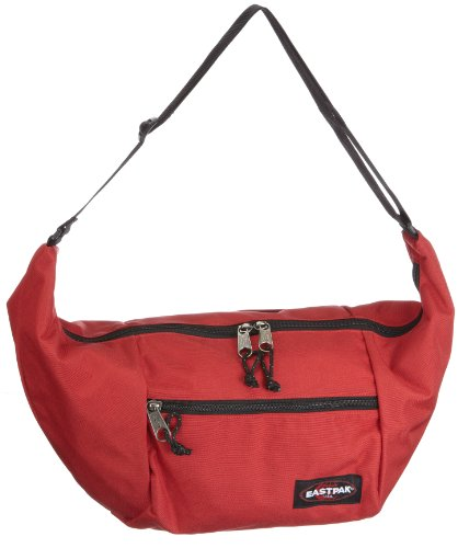 Eastpak Hobbs, Borsa a tracolla donna red