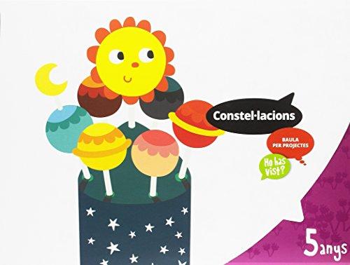 Carpeta de l'alumne Constel.lacions 5 anys-Ho has vist?-Infantil (Projecte Ho has vist?)
