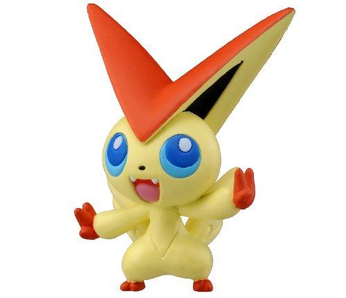 Pokémon - Jeux de Figurines - Figurine - Pokemon X Et Y - Victini