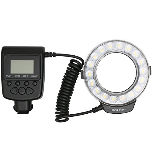 B.I.G. LED-Flash Ringlicht-Kit \'LX\'