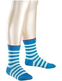 FALKE Jungen Socken Double Stripe